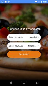 Fooddialer screenshot 7