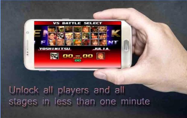 Tekken 3 character unlock cheat