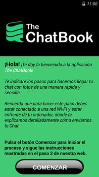 The ChatBook poster
