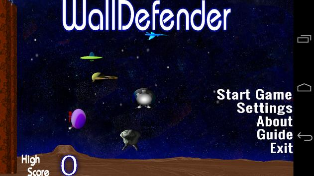 Wall Defender poster