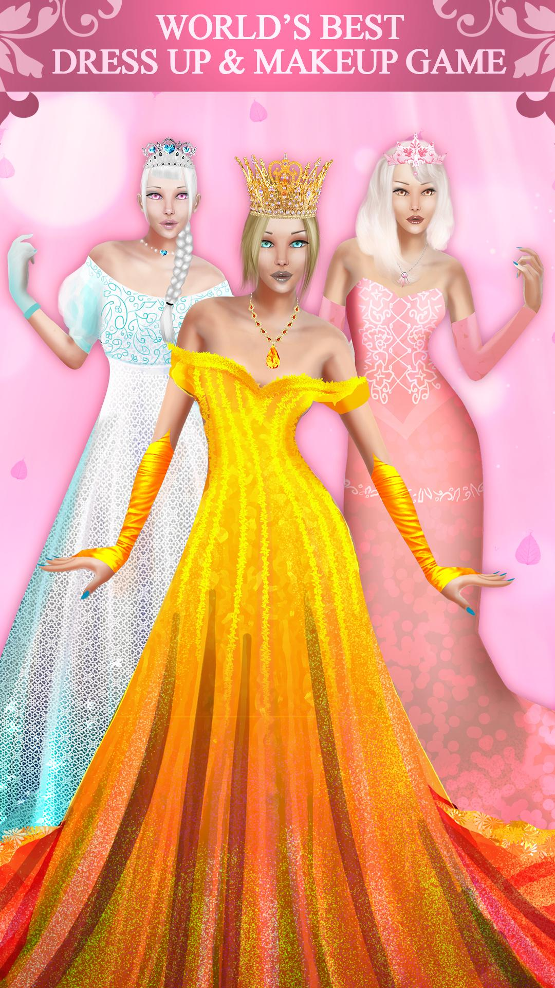 Fashion Dress Up Game Clothes Dresses Makeups For Android Apk Download