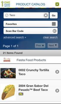 One Food Service (1FS) screenshot 1