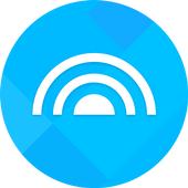 FREEDOME VPN Unlimited anonymous Wifi Security أيقونة