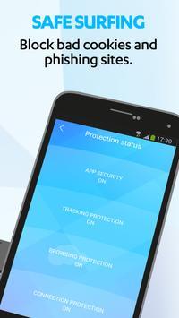 FREEDOME VPN Unlimited anonymous Wifi Security apk تصوير الشاشة