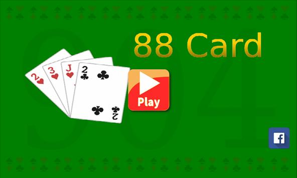 88 Card Game apk screenshot