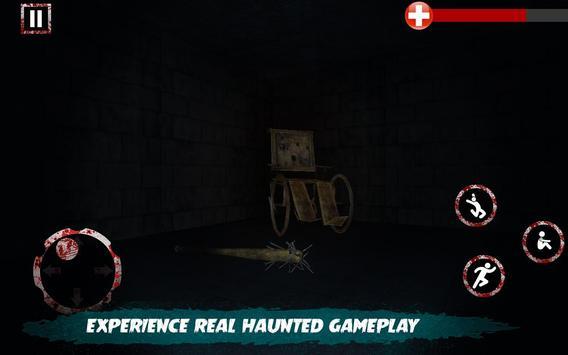 Scary Nun vs Momo - Horror Game screenshot 5