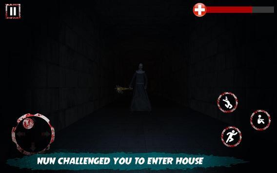 Scary Nun vs Momo - Horror Game screenshot 6