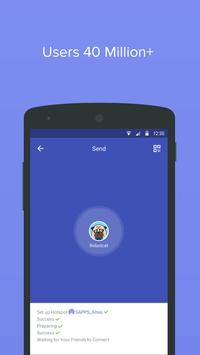 4 Share Apps - File Transfer apk screenshot