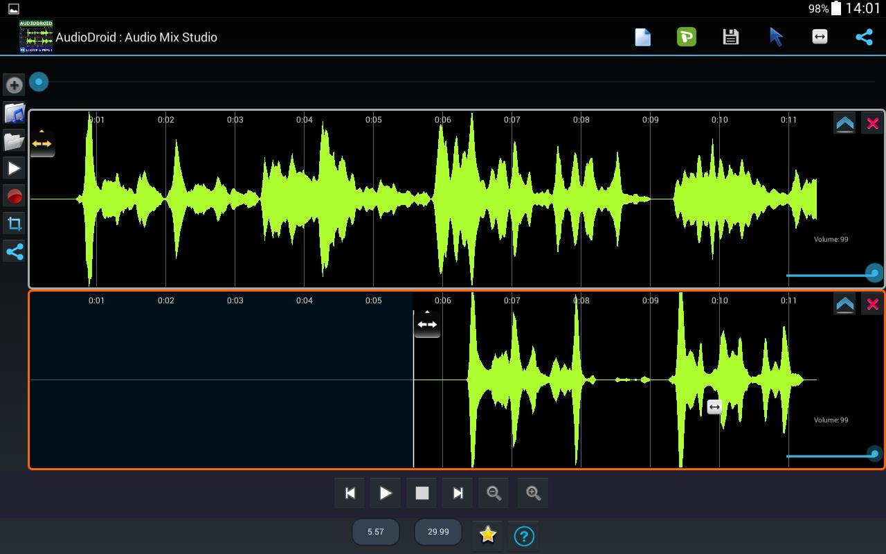 how to create an mp4 file using naturalreaders voice over