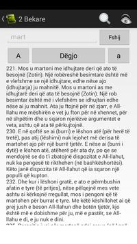 Kurani Fisnik Shqip me lexim 2 apk screenshot