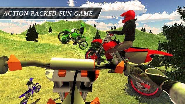 Motocross Beach Jumping Stunts apk screenshot