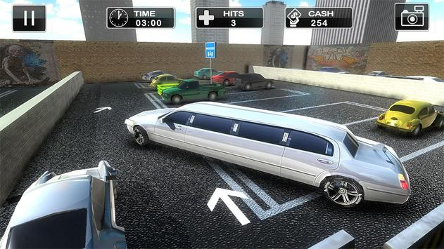 Classic Luxury Limo Parking screenshot 1