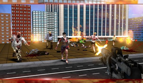 Zombie Shooter Counter Attack apk screenshot