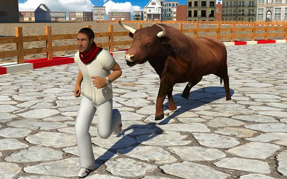 Angry Bull Attack 2017 screenshot 8