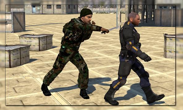 Commando Assassin Elite Spy 3D poster