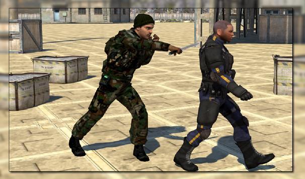 Commando Assassin Elite Spy 3D screenshot 10