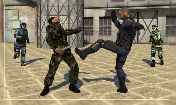 Commando Assassin Elite Spy 3D screenshot 2