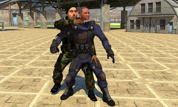 Commando Assassin Elite Spy 3D screenshot 4