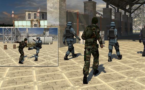Commando Assassin Elite Spy 3D screenshot 6