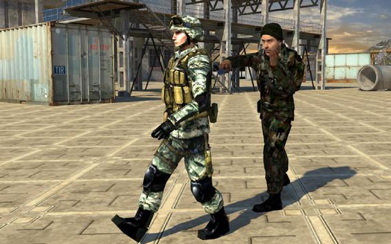 Commando Assassin Elite Spy 3D screenshot 8