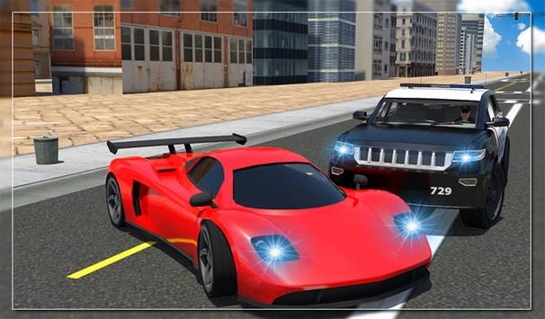 Police vs Robbers Car Theft apk screenshot