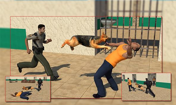 Prisoner Breakout Police Dog apk screenshot