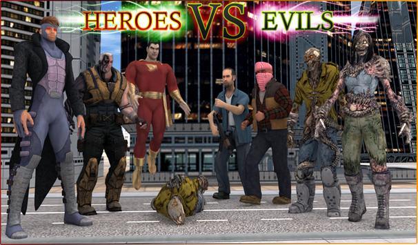 Superhero Defend City screenshot 11