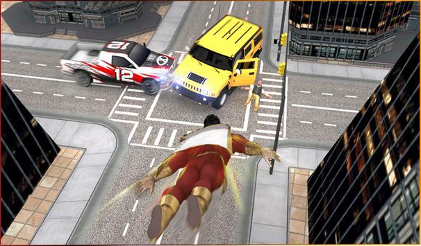 Superhero Defend City screenshot 16