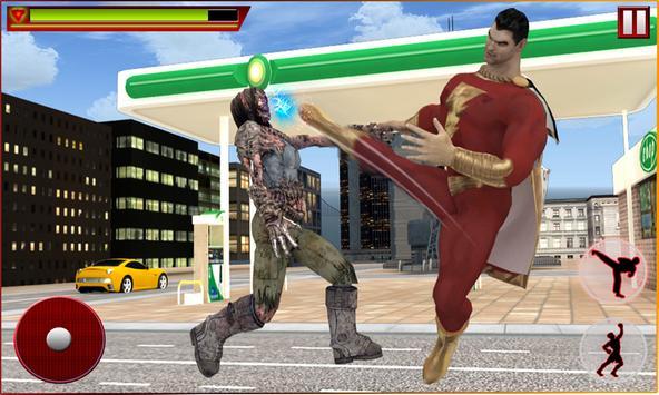 Superhero Defend City screenshot 1