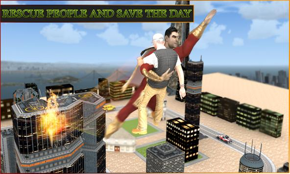 Superhero Defend City screenshot 2