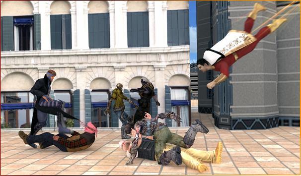 Superhero Defend City screenshot 8