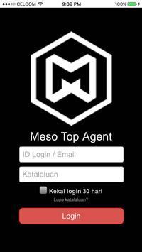 Meso Top Agent screenshot 1