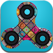 Fidget Mandala Spinner icon