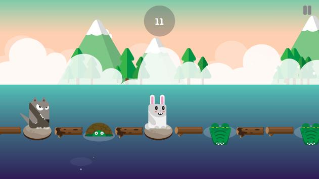 Evolution Rabbit Run - Run to The Jungle Temple 2 screenshot 5