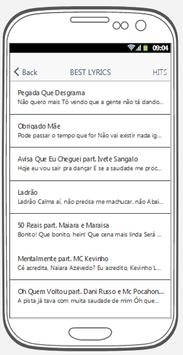 Naiara Azevedo  best songs & lyrics. screenshot 1