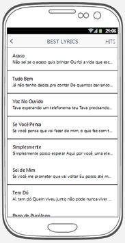 Pedro Mariano best songs & lyrics. screenshot 2