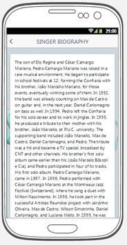 Pedro Mariano best songs & lyrics. screenshot 3