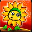 Flower Zombie War APK