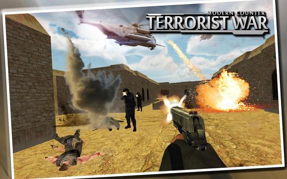 Modern Counter Terrorist War poster