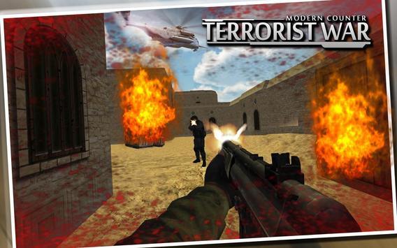 Modern Counter Terrorist War apk screenshot