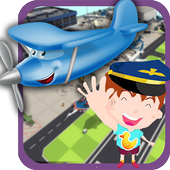 Baby Airport Manager icon