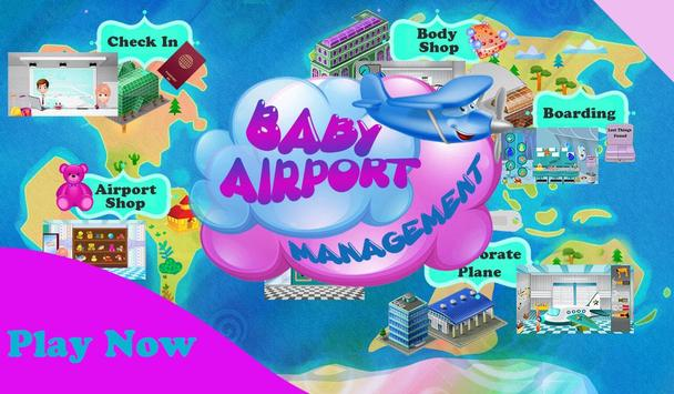 Baby Airport Manager poster