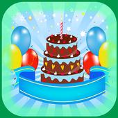 Creamy Cake Maker icon