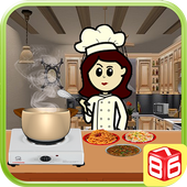 Elsa's Cooking Class icon