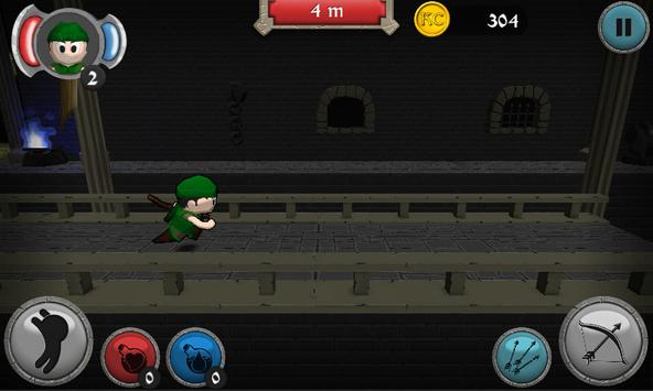 Kingdom Champs: Dungeon Runner screenshot 4
