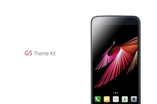 G5 theme kit apk screenshot