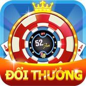 Danh bai doi the cao 52fun - Game bai doi the icon