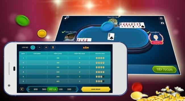 Danh bai doi the cao 52fun - Game bai doi the screenshot 2