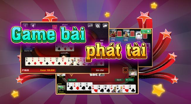 Danh bai doi the cao 52fun - Game bai doi the screenshot 3