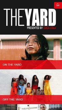 HBCU The Yard poster